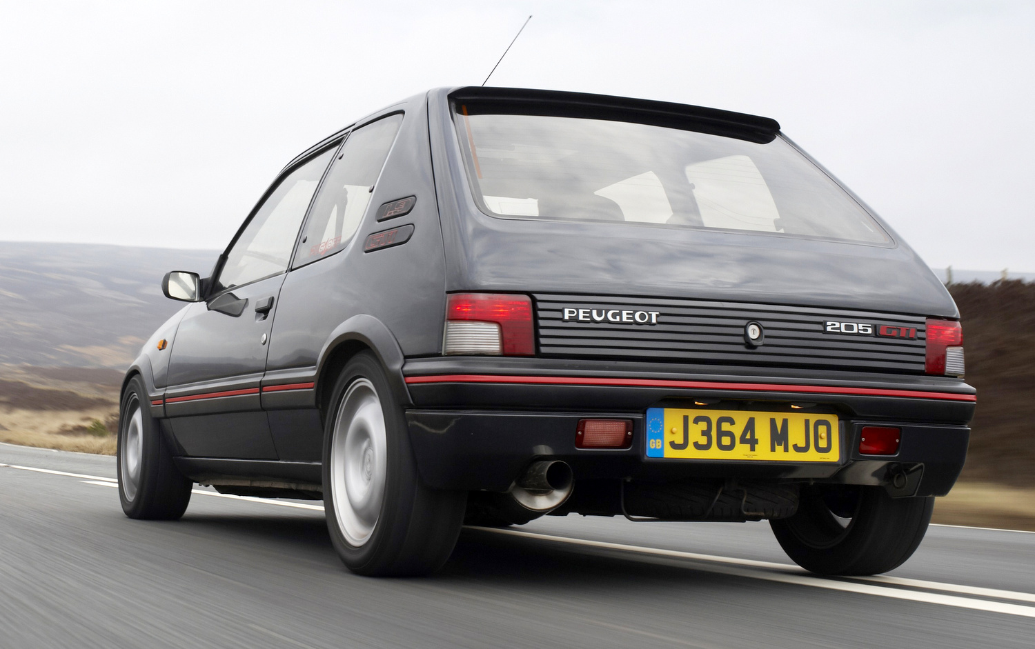 the peugeot 205 1 9 gti tcr legends thecarsreport car news car reviews and car culture. Black Bedroom Furniture Sets. Home Design Ideas