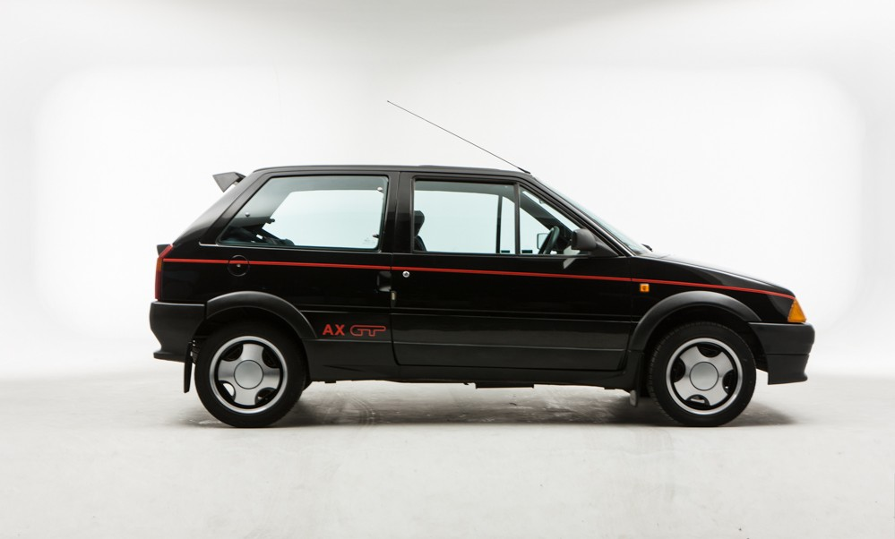 car of the weekend the citroen ax gt thecarsguy. Black Bedroom Furniture Sets. Home Design Ideas
