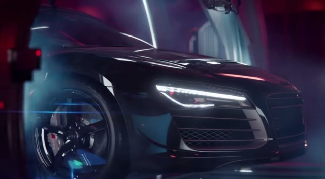 Audi clip