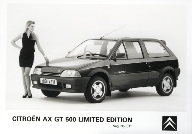 AX GT500