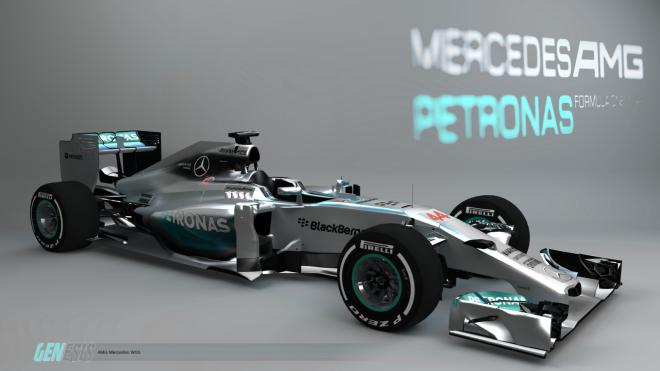 Formula One - Mercedes AMG Petronas