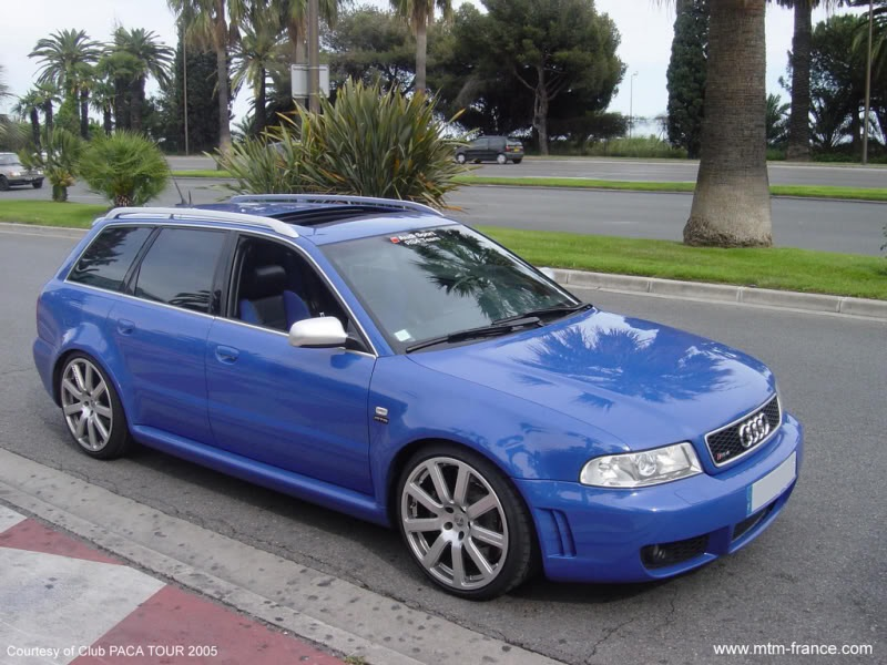 Car of the weekend  The Audi RS4 Avant B5