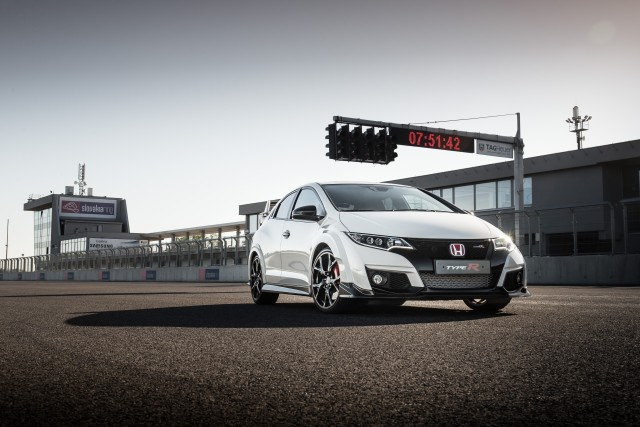 Civic Type R Pan-European launch
