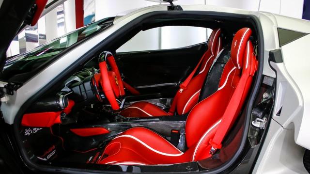 Ferrari LaFerrariwhite-48